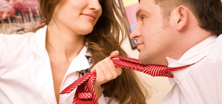 Imposition or initiative: how not to scare off a man with your vigor